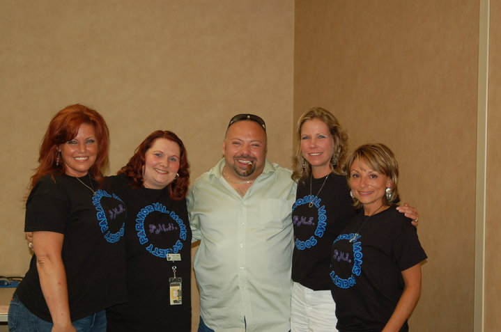 P.M.S. with Ron Fabiani from the Chicago Paranormal Detectives
